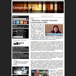 Hilal Elver : nouvelle nomination controversée à l'ONU