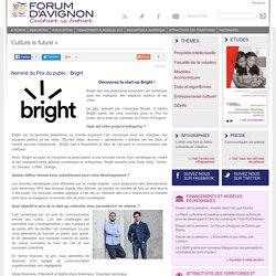Nominé du Prix du public : Bright