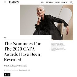 The Nominees For The 2020 CAFA Awards Have Been Revealed