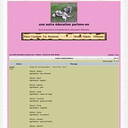 noms amérindiens - Page 2