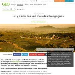 «Il y a non pas une mais des Bourgogne»