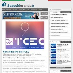 Nona edizione del TCEC