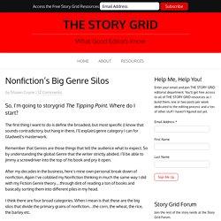 Nonfiction's Big Genre Silos
