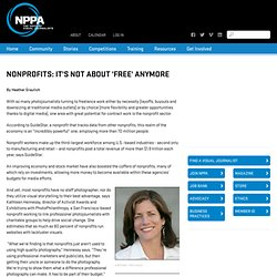 Nonprofits: It's not about 'free' anymore