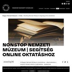 Segítség online oktatáshoz