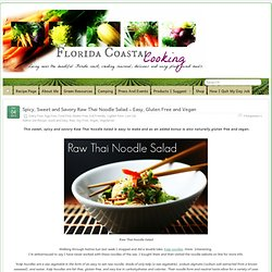 Kelp Noodle » Florida Coastal Cooking