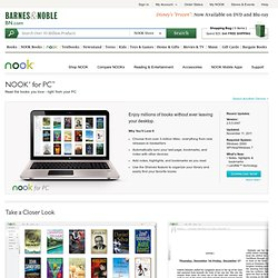 Free NOOK app for PC, Download eReader app - Barnes & Noble
