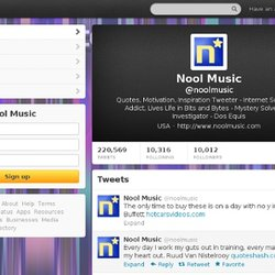 Nool Music (noolmusic) on Twitter