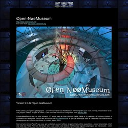 OPEN NOOMUSEUM - free E-Learning 3d virtual Museum