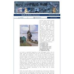A.R.A.M. Nord Pas-de-Calais - Que savoir : Nos moulins : Moulin du Nord, ou Noortmeulen, à Hondschoote (59)