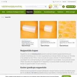 Noppenfolie - Voor 17:00 besteld morgen gratis in huis bij verpakgigant.nl