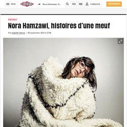 Nora Hamzawi, histoires d'unemeuf