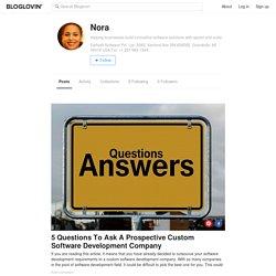 Nora (nora10103) on Bloglovin'