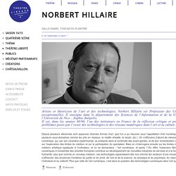 NORBERT HILLAIRE