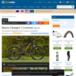 Norco Charger 7.1 review - BikeRadar Australia