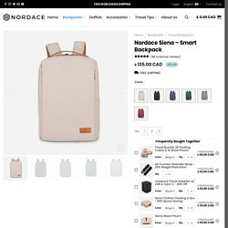 - Nordace Siena - Smart Backpack