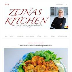 Maakouda- Nordafrikanska potatisbullar - ZEINAS KITCHEN