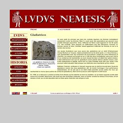 Gladiatrices (LVDVS NEMESIS)