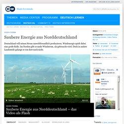 Saubere Energie aus Norddeutschland