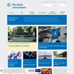 Fakta om Norden — Nordiskt samarbete