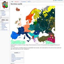 Nordiska språk - Skolbok