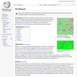 Nordkanal