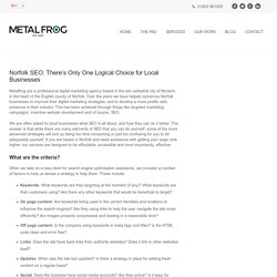 Metalfrog Studios Limited