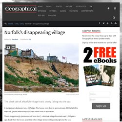 Norfolk's disappearing village