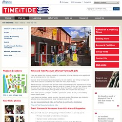 Norfolk Museums Service - Time and Tide