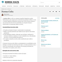 Norma Culta
