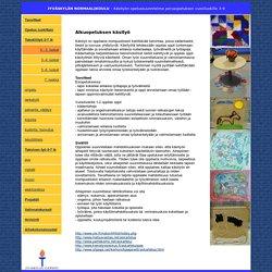 Jyväskylän normaalikoulun käsityönopetus