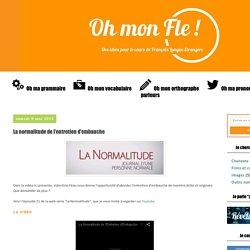 Oh mon Fle !: La normalitude de l'entretien d'embauche