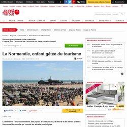 Les atouts touristiques de la Normandie [presse]