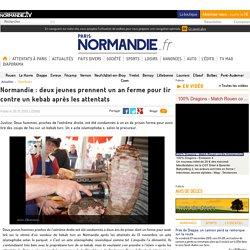 Normandie : deux jeunes prennent un an ferme pour tir contre un kebab après les attentats