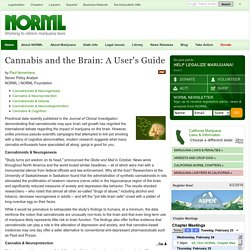 NORML.org - Working to Reform Marijuana Laws