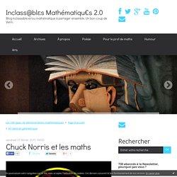 Chuck Norris et les maths - Inclass@blεs Mathématiqu€s 2.0