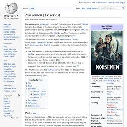 Norsemen (TV series)