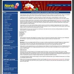 Norsk Casino guide: Din komplette Casino Spill Guide