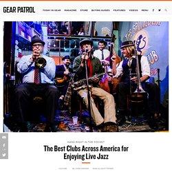 North America's Best Jazz Clubs
