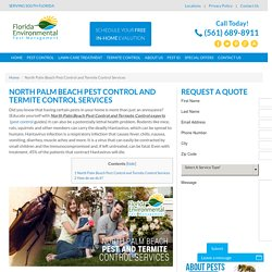 North Palm Beach Pest Control