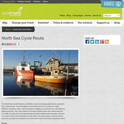 North Sea Cycle Route | Sustrans