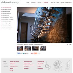 staircase, Northampton - Philip Watts Design - Nottingham