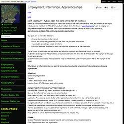 Northeastern Permaculture Networ - Employment, Internships, Apprenticeships