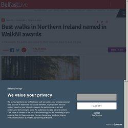Best walks in Northern Ireland named in WalkNI awards - Belfast Live
