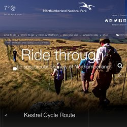 Kestrel Cycle Route - Northumberland National Park