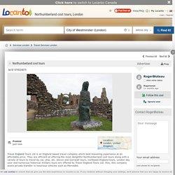 Northumberland cost tours, London
