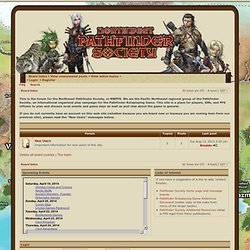 Northwest Pathfinder Society