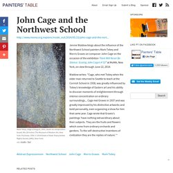 John Cage and the Northwest School