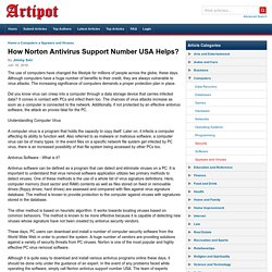 How Norton Antivirus Support Number USA Helps?