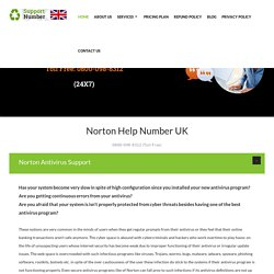 Norton Help Number UK 0800-098-8312 Norton Support Number UK